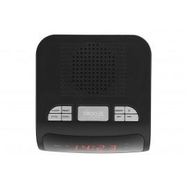 Radiobudzik Audiosonic CL-1458 czarny