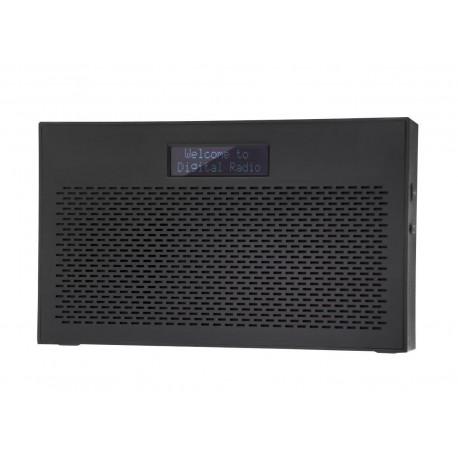 Radio Art DAB+/FM AZ1000 wyświetlacz LCD czarne