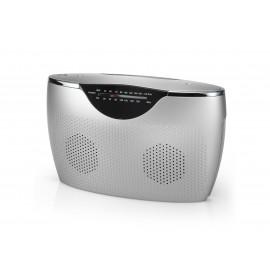 Radio przenośne Audiosonic RD-1545 srebrny