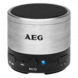 Głośnik AEG BSS 4826 srebrny