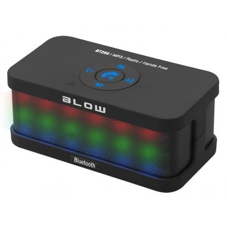 Głośnik bezprzewodowy Blow BT200 czarny