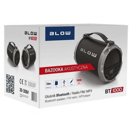 Głośnik bezprzewodowy Blow BT1000 czarny