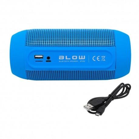 Głośnik bezprzewodowy Blow BT450 niebieski