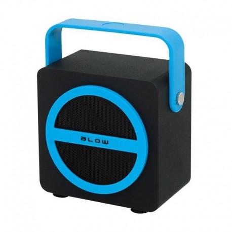 Głośnik bezprzewodowy Blow BT70 czarno-niebieski