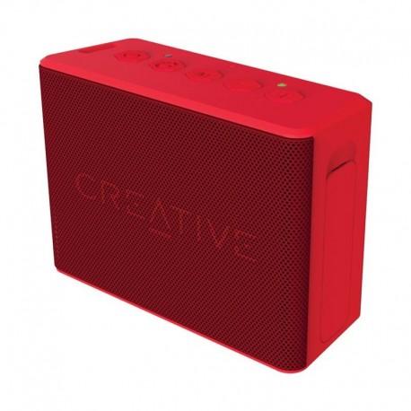 Głośnik bezprzewodowy Creative MUVO 2c czerwony