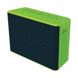 Głośnik bezprzewodowy Creative MUVO 2c zielono-szary