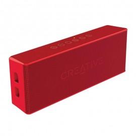 Głośnik bezprzewodowy Creative MUVO 2 metaliczny czerwony
