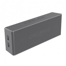 Głośnik bezprzewodowy Creative srebrny metalik