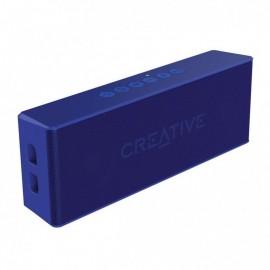 Głośnik bezprzewodowy Creative MUVO 2 niebieski metalik