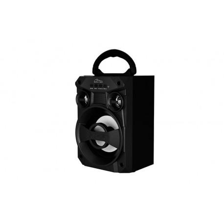 MEDIA-TECH BOOMBOX LT - KOMPAKTOWY GŁOŚNIK BLUETOOTH, 6W RMS, AUX, USB, MP3, MICROSD, RADIO FM, MT3155