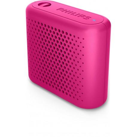 Głośnik bluetooth Philips BT55P/00 różowy