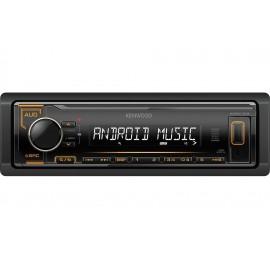 Radioodtwarzacz samochodowy KENWOOD KMM-104AY