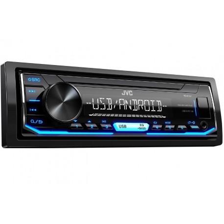 Radioodtwarzacz samoch. JVC KD-X151 USB MP3 Blue